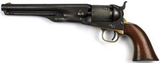 Colt Model 1861 Navy Revolver, #29042 -