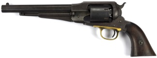 Remington New Model Army Revolver, #84129 -