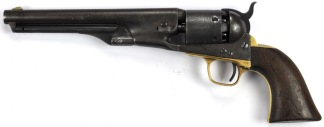 Colt Model 1861 Navy Revolver, #2619 -
