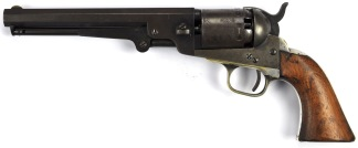 Manhattan 36 Caliber Model Revolver, #66363 -