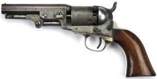 Colt Model 1849 Pocket Revolver, #115810 -