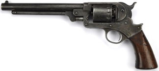 Starr Arms Co. Single Action Model 1863 Army Revolver, #49023 -