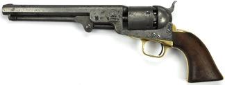 Colt Model 1851 Navy Revolver, #118516 -