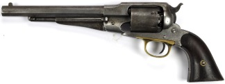 Remington New Model Army Revolver, #143136 -