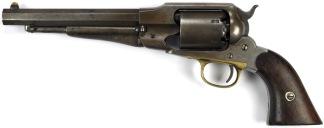 Remington New Model Army Revolver, #113423 -