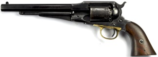 Remington New Model Army Revolver, #92581 -