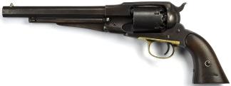 Remington New Model Army Revolver, #143636 -