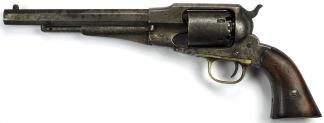 Remington New Model Army Revolver, #68921 -