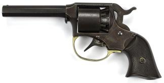 Remington-Rider Pocket Model Revolver, #5249 -