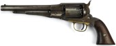 Remington Model 1861 Navy Revolver, #18884