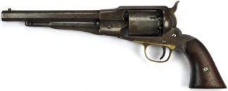 Remington Model 1861 Navy Revolver, #18884 -
