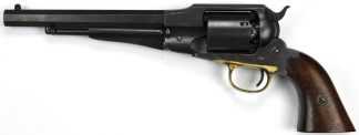 Remington New Model Army Revolver, #93150 -