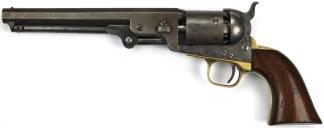 Colt Model 1851 Navy Revolver, #213919 -