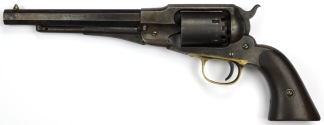 Remington New Model Navy Revolver, #25856 -