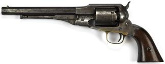 Remington-Beals Army Model Revolver, #412 -