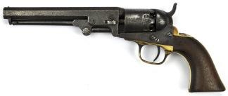 Colt Model 1849 Pocket Revolver, #210103 -