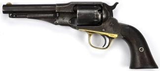 Remington New Model Police Revolver, #9442 -