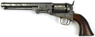 Colt Model 1851 Navy Revolver, #156738 -