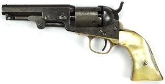 Colt Model 1849 Pocket Revolver, #137040 -