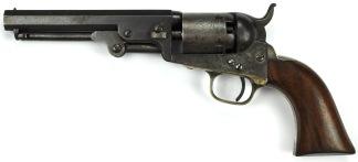 Colt Model 1849 Pocket Revolver, #72241 -