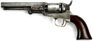 Colt Model 1849 Pocket Revolver, #36953 -
