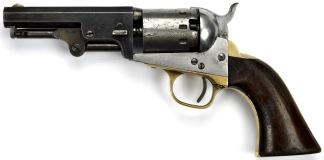 Manhattan 36 Caliber Model Revolver, #6765 -