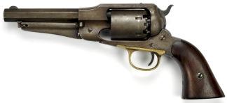 Remington New Model Army Revolver, #84805 -