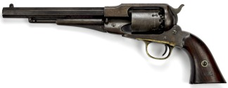 Remington New Model Army Revolver, #91516 -