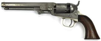 Colt Model 1849 Pocket Revolver, #153933 -