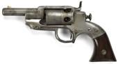 Allen & Wheelock Sidehammer Pocket Model Revolver, #870