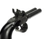 Slågslåspistol, dubbelpipig