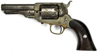 Whitney Pocket Model Revolver, Relic -