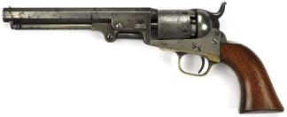 Colt Model 1849 Pocket Revolver, #92550 -