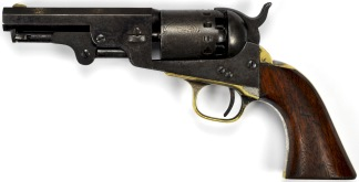 Manhattan 36 Caliber Model Revolver, #542 -