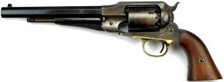 Remington New Model Army Revolver, #89465 -