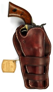 Holster Mexican Double Loop .31