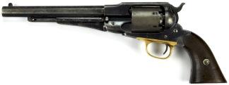 Remington New Model Army Revolver, #120722 -