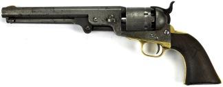 Colt Model 1851 Navy Revolver, #149751 -