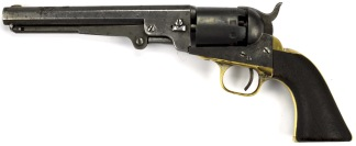 Manhattan 36 Caliber Model Revolver, #42094 -