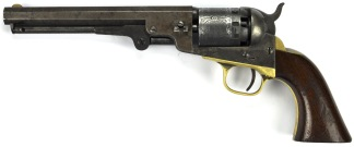 Manhattan 36 Caliber Model Revolver, #6819 -