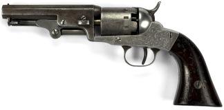 Manhattan Pocket Model Revolver, #188 -