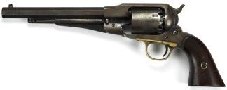 Remington New Model Army Revolver, #95457 -