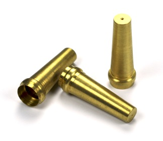 Burnside Brass Cartridge Case -