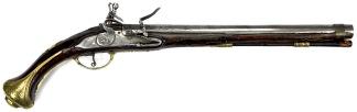 Italian Flintlock Dragoon Pistol -