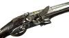 Italian Flintlock Dragoon Pistol