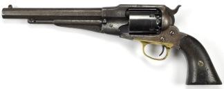 Remington New Model Army Revolver, #49881 -