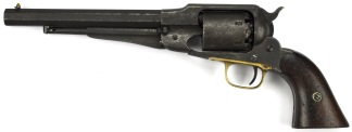 Remington New Model Army Revolver, #24159 -