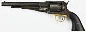 Remington New Model Army Revolver, #48106
