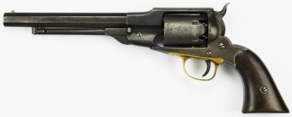 Remington-Beals Navy Model Revolver, #10785 -