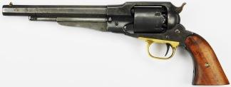 Remington New Model Army Revolver, #67857 -